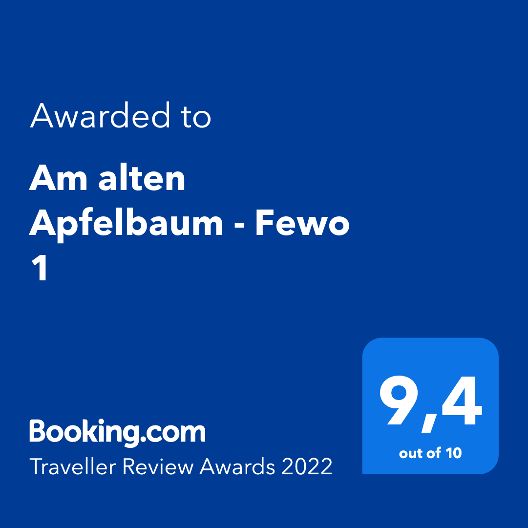 Booking Award Winner